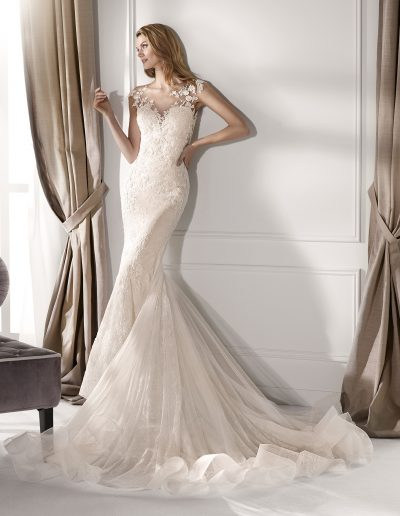 Nicole Spose - Nicole Moda Sposa Gowns available at Bridal Connection San Antonio, Texas