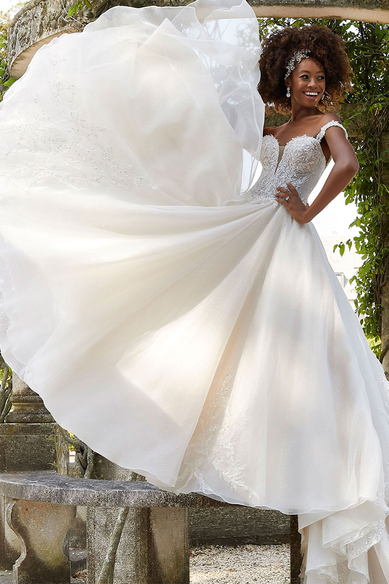 Bridal Connection San Antonio - Bridal Gowns by Morilee Belle