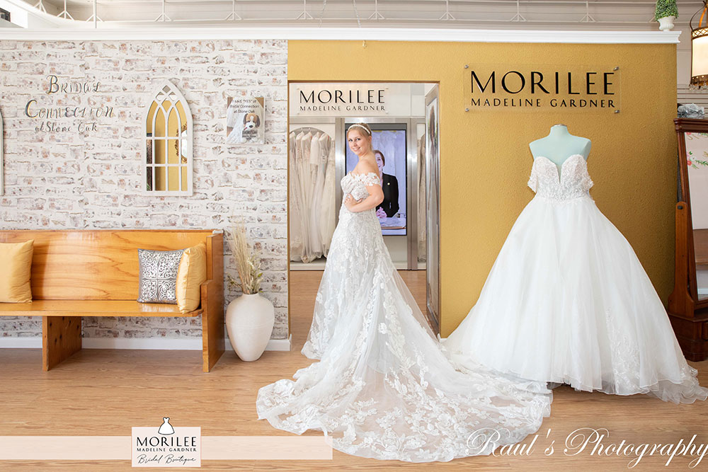 Bridal Connection Stone Oak - Morilee In Store Boutique - Beautiful Wedding Gowns