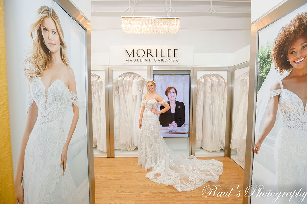 Bridal Connection Stone Oak - Morilee In Store Boutique - Dream Wedding Dresses