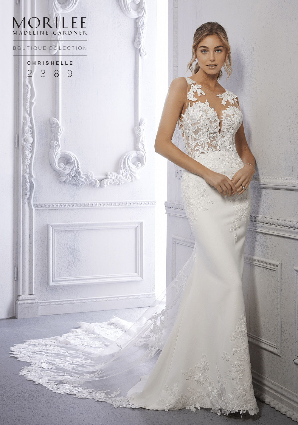 Morilee Boutique - Bridal Connection Stone Oak - Chrishelle Wedding Gown