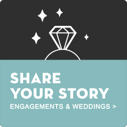 Share Your Story with San Antonio Weddings