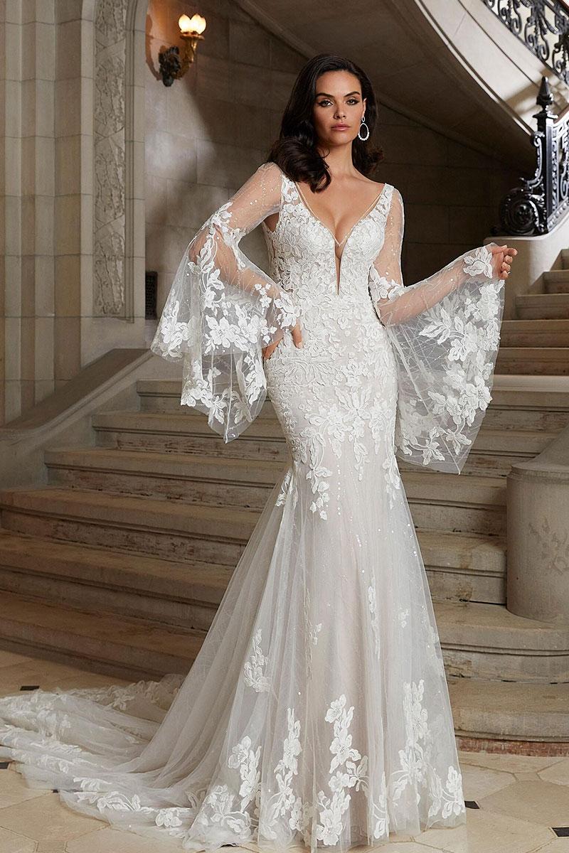 Madeline Gardner - Cassiopeia Wedding Dress - Bridal Connection San Antonio