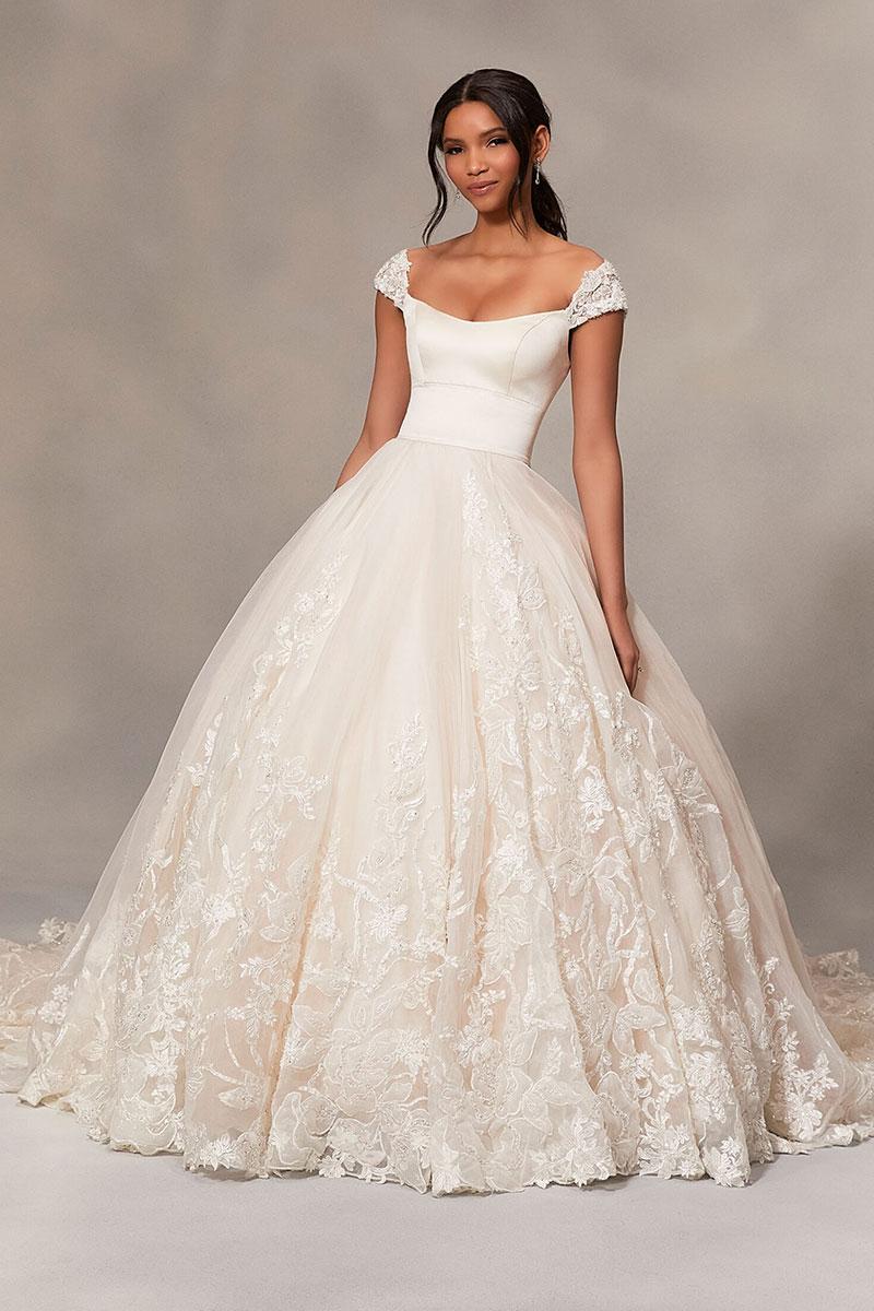 Morilee - Countess- Wedding Gown - Bridal Connection San Antonio