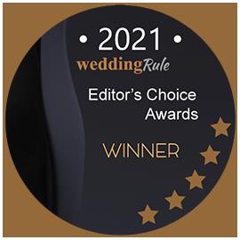 2021 Wedding Rule - Editor's Choice Awards - Bridal Connection San Antonio