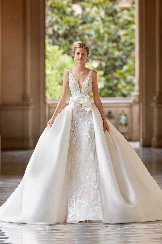Bridal Connection San Antonio - Martha Blanc by Rosa Clara