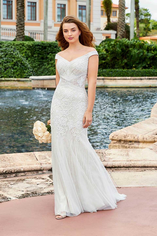 Bridal Connection San Antonio - Christina Wu - Adrianna Papell Platinum